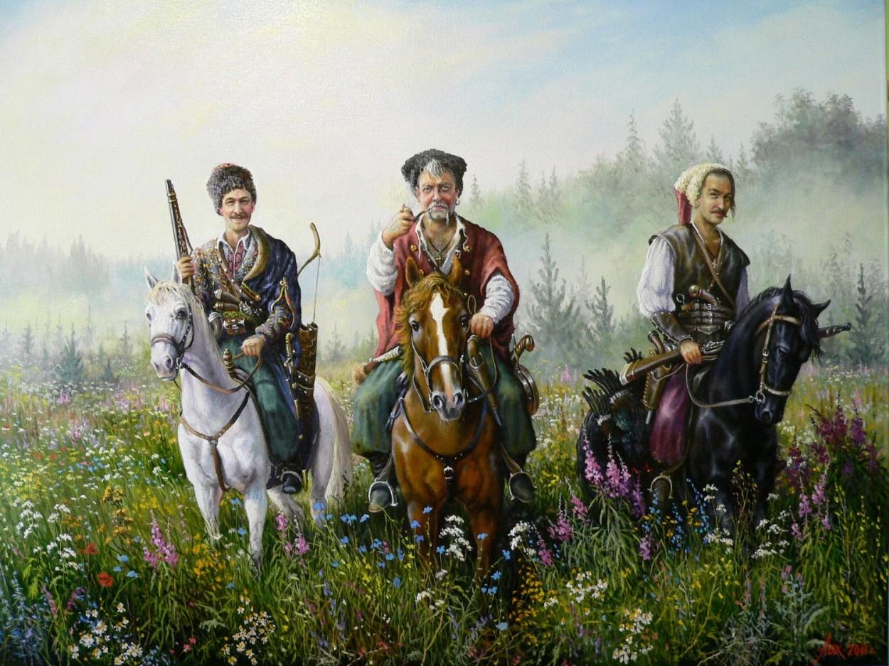 Духовно-нравственные основы и культура российского казачества