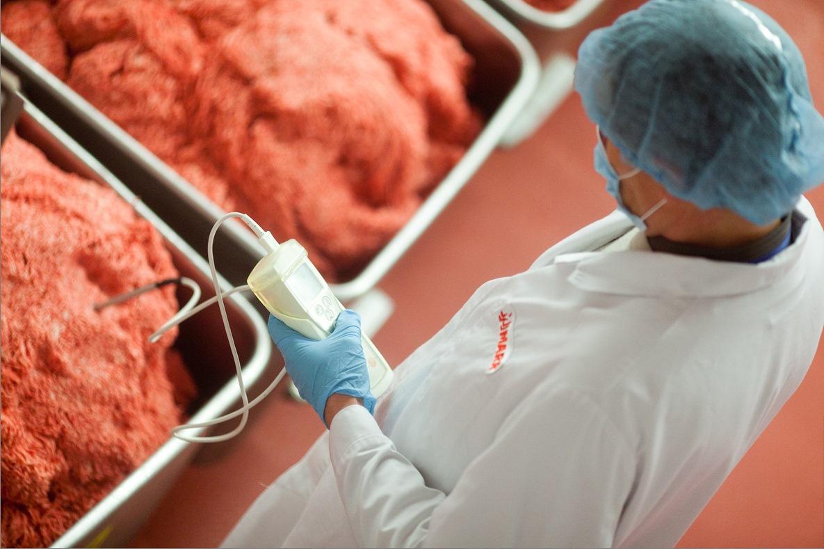 Контроль качества сырья и готовой продукции на предприятиях индустрии питания