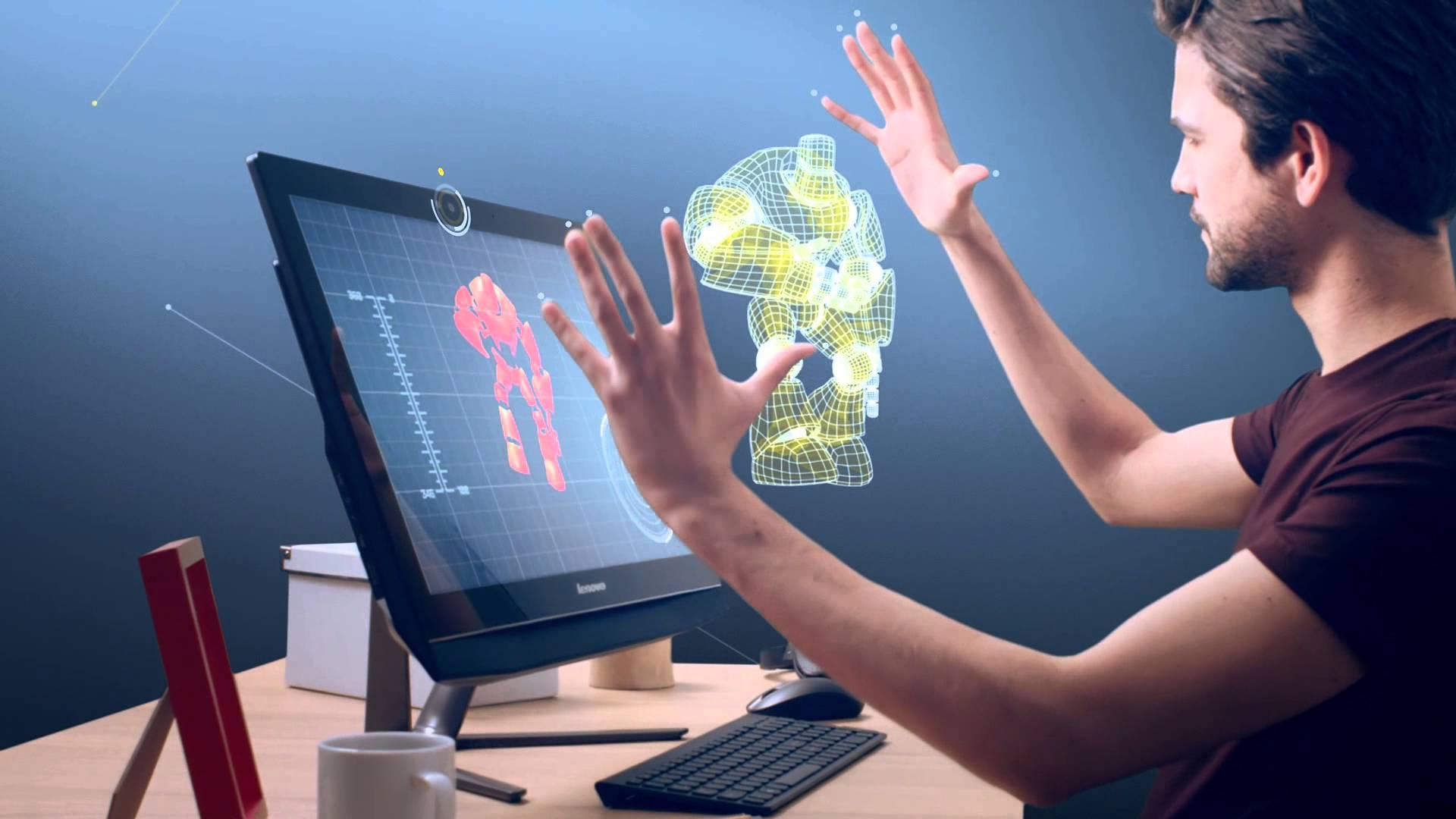 Computer graphics and animation