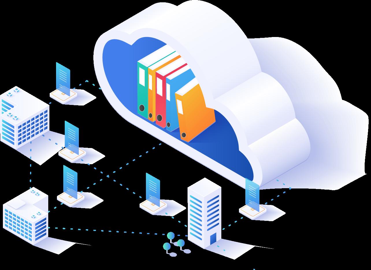 Автоматизированный документооборот организации