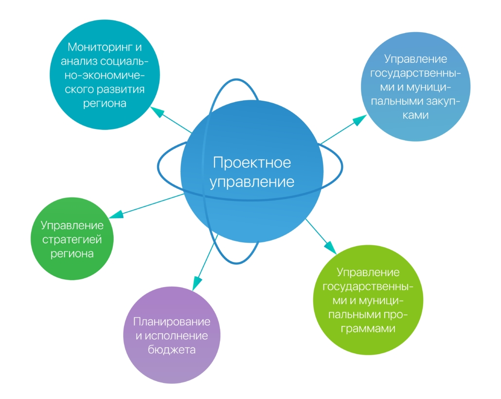 Управление государственными и муниципальными проектами и программами