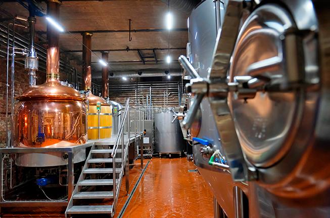 Технология пива и безалкогольных напитков